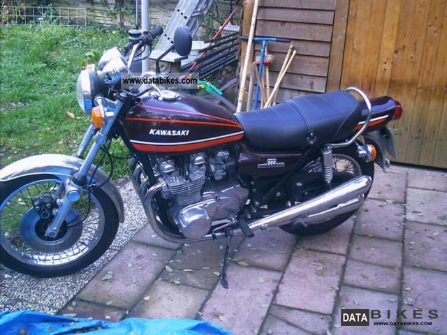 Kawasaki  Z 1 1974 Vintage, Classic and Old Bikes photo
