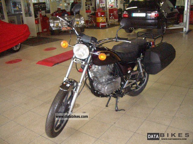 1984 Kawasaki  250 LTD Motorcycle Chopper/Cruiser photo