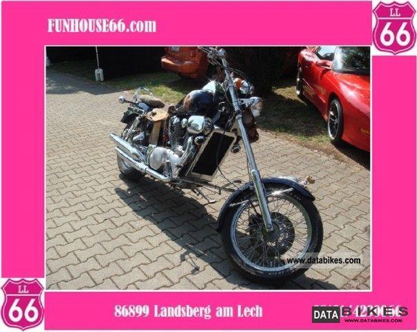 1989 Kawasaki  VN 1500 Motorcycle Chopper/Cruiser photo