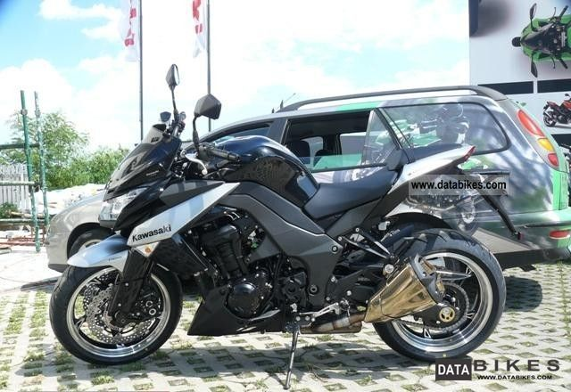 2011 Kawasaki  ZNOWY!! Motorcycle Sport Touring Motorcycles photo