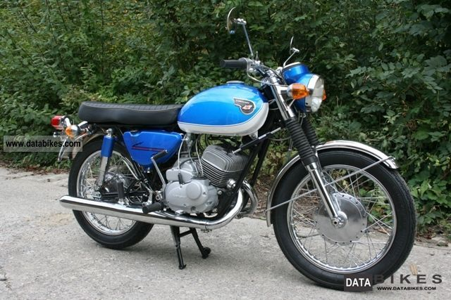 Kawasaki  250 A1 1968 Vintage, Classic and Old Bikes photo