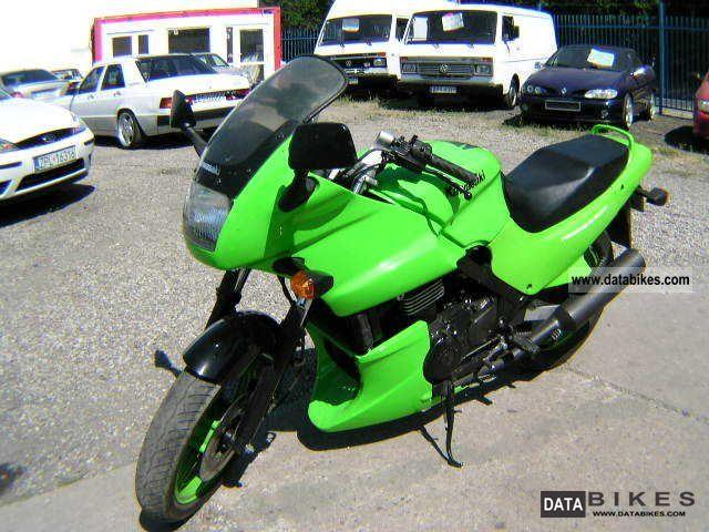 1991 Kawasaki  GPZ Motorcycle Motorcycle photo