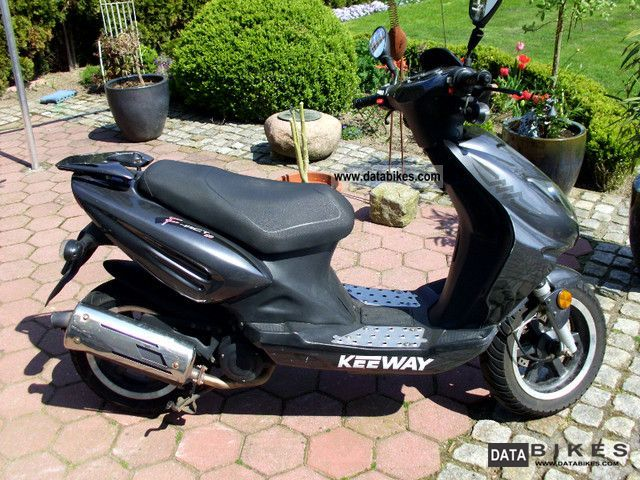 2007 Keeway  F ACT 50 Motorcycle Scooter photo