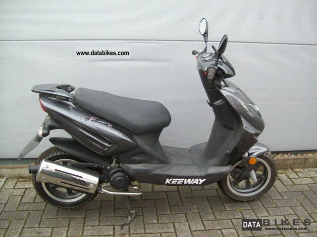 Keeway  F-Act 50 2011 Scooter photo