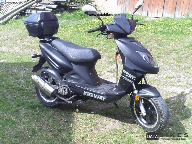 2007 Keeway  Focus / RX8 Motorcycle Scooter photo