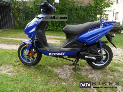 2008 Keeway  F-act 50 Motorcycle Scooter photo