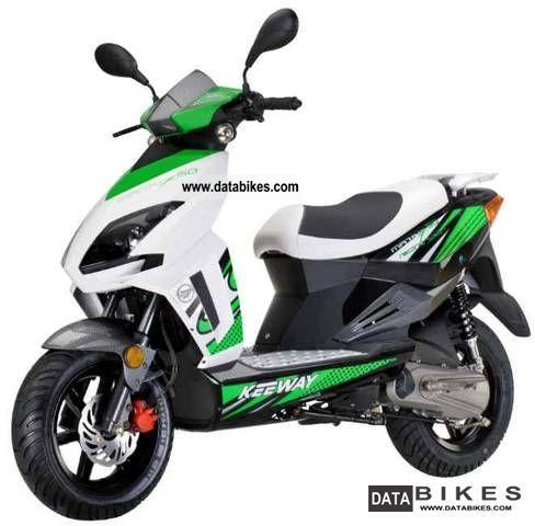 2011 Keeway  Matrix Motorcycle Other photo