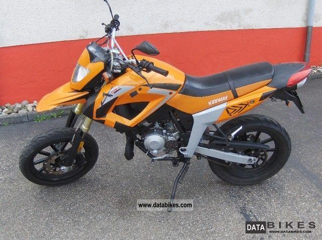 2007 Keeway  X-Ray - Engine overhauled 80cc kit Motorcycle Lightweight Motorcycle/Motorbike photo