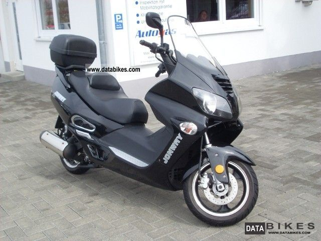 2011 Keeway  Benero JS 250 4-stroke only 2200 miles ** ** Motorcycle Scooter photo