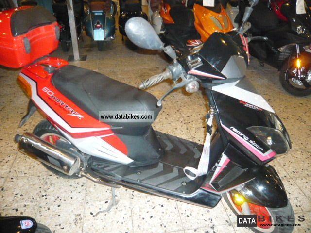 2007 Keeway 50cc moped matrix