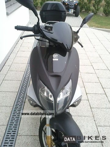 2008 Keeway  125, 1 hand, new battery, inspection Motorcycle Scooter photo