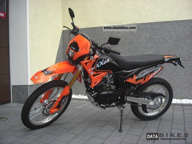 2011 Keeway  Enduro 125 / 4T \ Motorcycle Lightweight Motorcycle/Motorbike photo