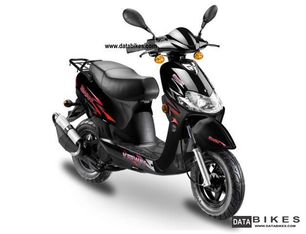 2011 Keeway  Black Swan scooter / moped scooter 50cc NEW Motorcycle Scooter photo