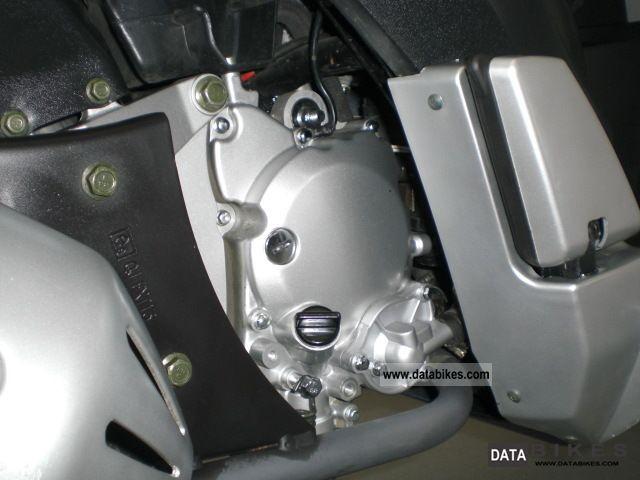 Keeway Outlook Motor 125