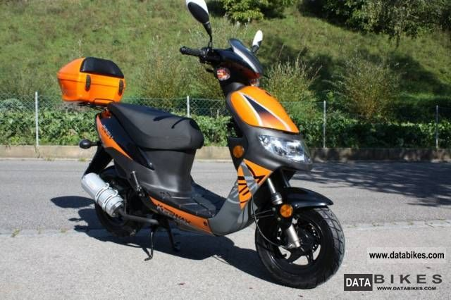 2011 Keeway  Easy 50/25 Motorcycle Scooter photo