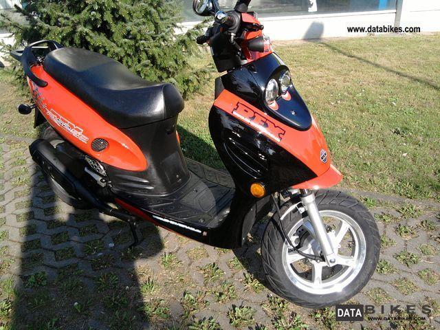 Kreidler  Rex RS2.50 QM50T-10A (B) 2006 Scooter photo
