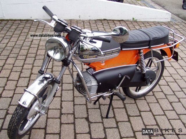 1978 Kreidler  RS Motorcycle Motor-assisted Bicycle/Small Moped photo