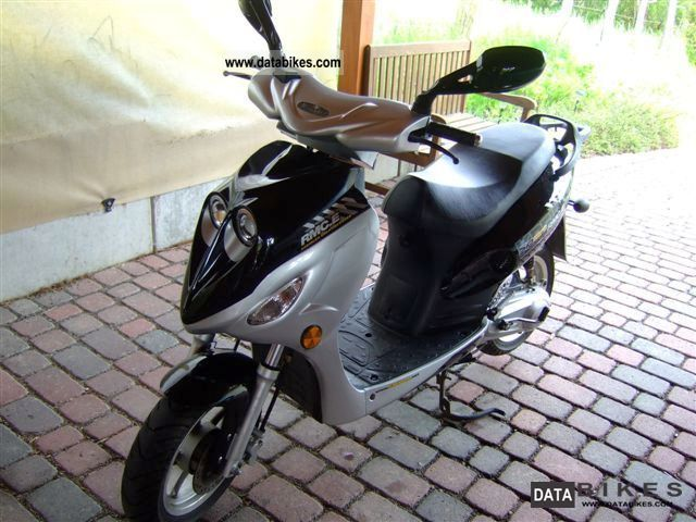 2007 Kreidler  RMC-E 50 sports Motorcycle Scooter photo