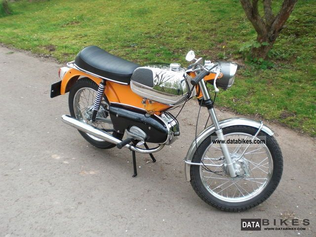 Kreidler  K54/32d 1973 Vintage, Classic and Old Bikes photo