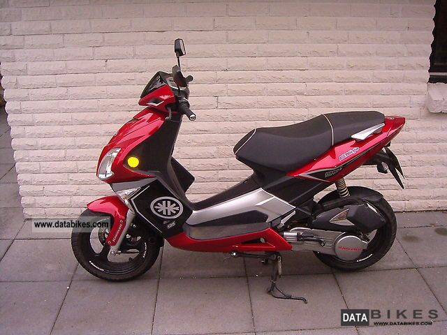 2009 Kreidler  RMC G 125-80 mint condition Motorcycle Scooter photo