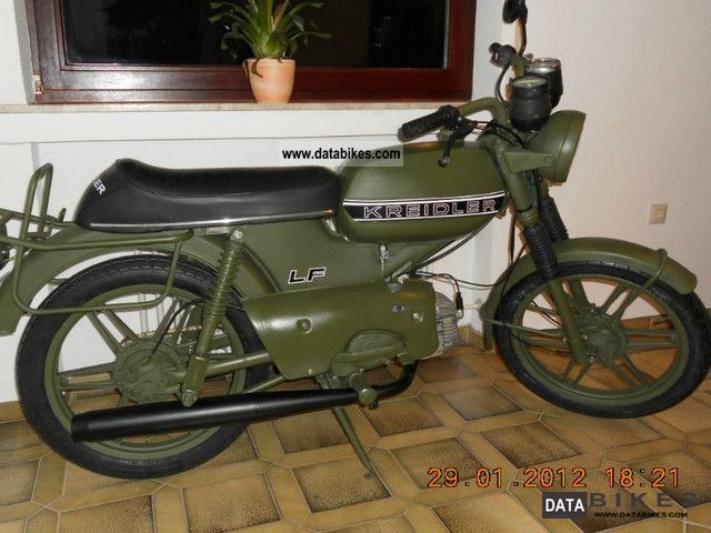 Kreidler  LF 1979 Vintage, Classic and Old Bikes photo