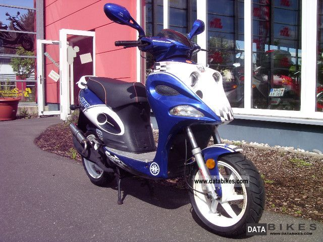 Kreidler  Hiker 50 DD Sports - NM 2010 Scooter photo