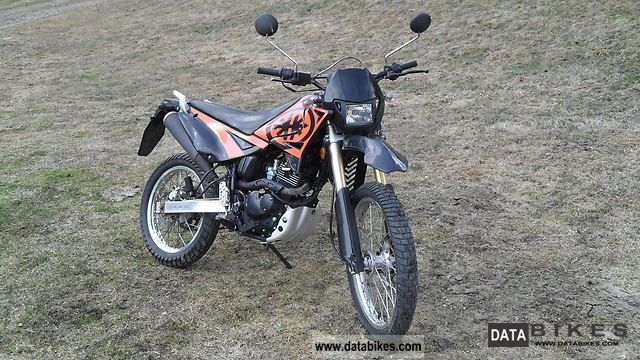2009 kreidler dd 125 enduro. Black Bedroom Furniture Sets. Home Design Ideas