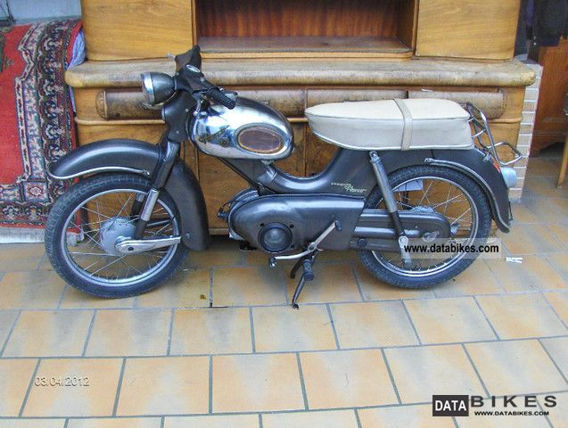 Kreidler  Foil Super 4 1962 Vintage, Classic and Old Bikes photo