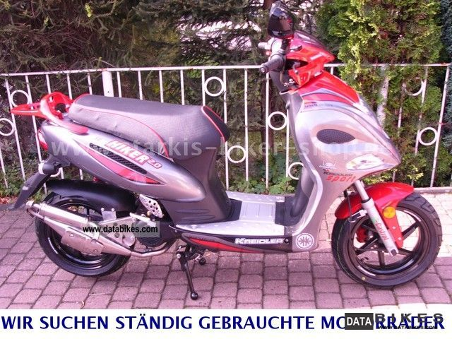 2011 Kreidler  Foil 50 DD RS Model --- 2012 --- Special Price Motorcycle Scooter photo