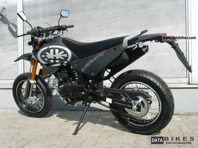 2012 kreidler 125 disc 2009 super moto. Black Bedroom Furniture Sets. Home Design Ideas