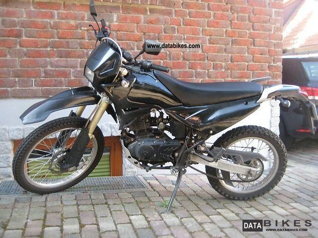 2008 Kreidler  Enduro 125R Motorcycle Enduro/Touring Enduro photo