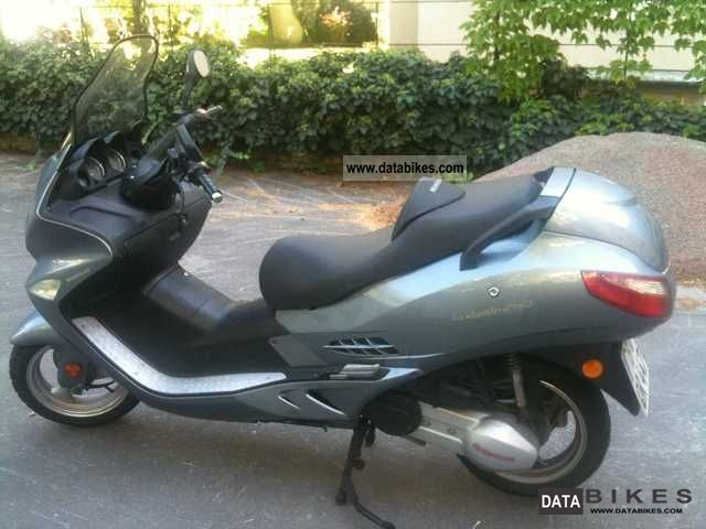 2009 Kreidler  250 DD Insignio Motorcycle Scooter photo