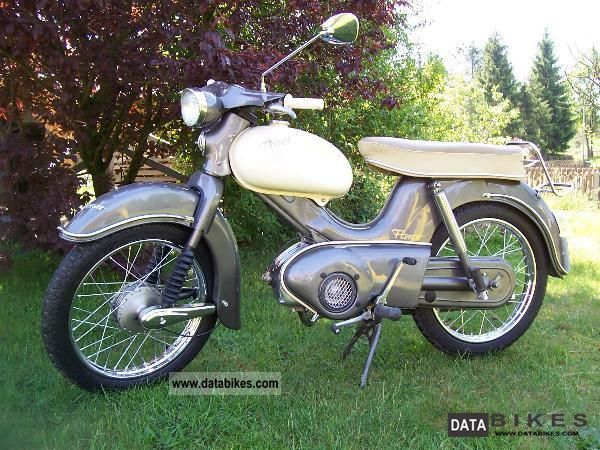 Kreidler  Foil moped k 54/0 - M 1963 Vintage, Classic and Old Bikes photo