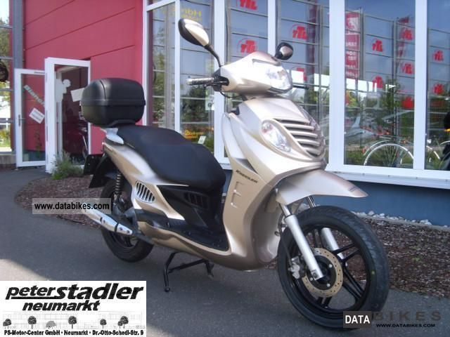 2010 Kreidler  Martinique 125 - NM Motorcycle Scooter photo