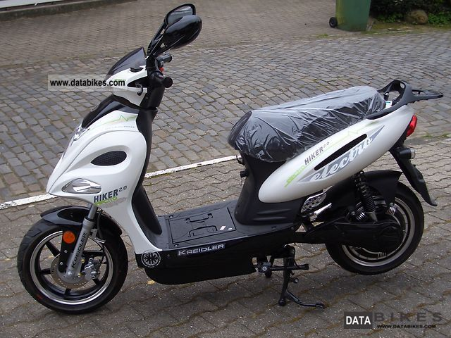 Kreidler  Hiker 2012 Electric Motorcycles photo