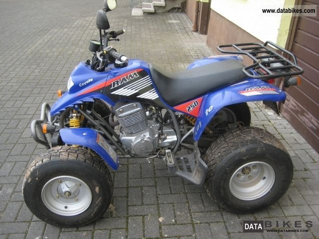2004 Kreidler  Ram 250 Motorcycle Quad photo