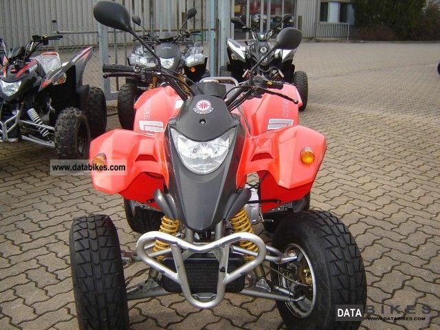 2010 Kreidler  RAM 250 Motorcycle Quad photo