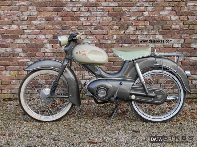 Kreidler  Foil \ 1961 Vintage, Classic and Old Bikes photo