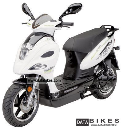 Kreidler  Hiker 2.0 Electro, Model 2012 - 25Km / h version 2011 Electric Motorcycles photo
