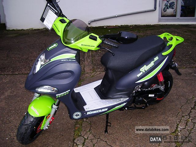 Kreidler  Foil RS 50DD Mod 2012 2012 Scooter photo