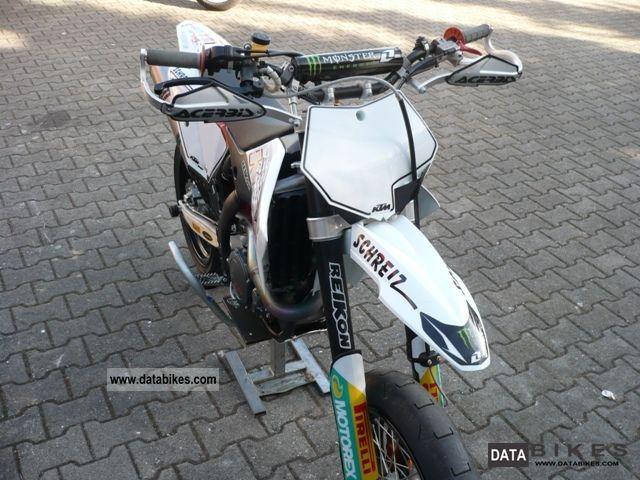 2007 KTM  505 Supermoto Motorcycle Super Moto photo
