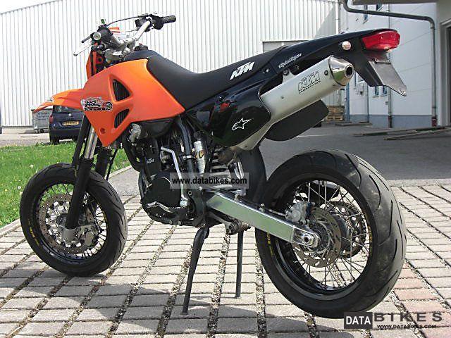 1998 ktm 620 lc4 super competition