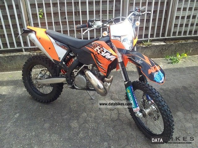 KTM  250 EXC 2011 Enduro/Touring Enduro photo
