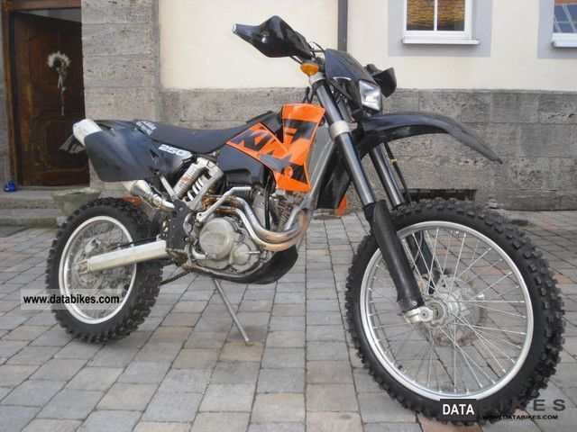 2002 KTM  250 EXC Racing 350cc cylinder no 400 450 530 Motorcycle Enduro/Touring Enduro photo