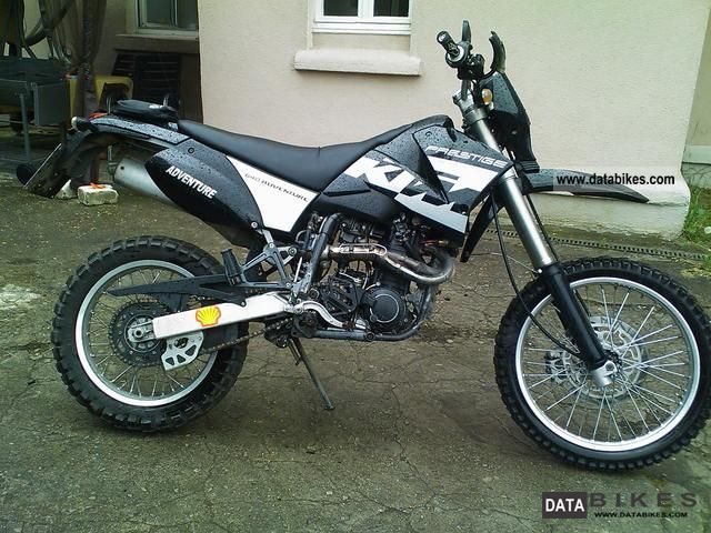 1997 KTM  Supermoto 620 LC4 SXC Adventure Competition Motorcycle Motorcycle photo