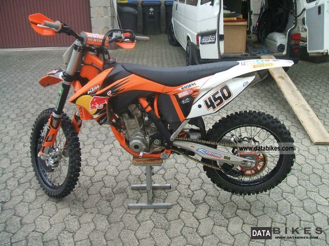 2011 KTM  SXF 250 Musquin Replica Motorcycle Rally/Cross photo