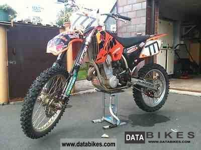 2003 KTM  sx 450 Motorcycle Rally/Cross photo