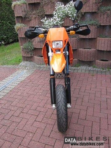 2002 KTM  LC4 SC Motorcycle Super Moto photo