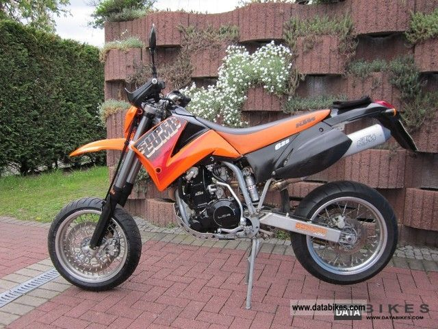What Year Ktm Supermoto Has The Lc Engine