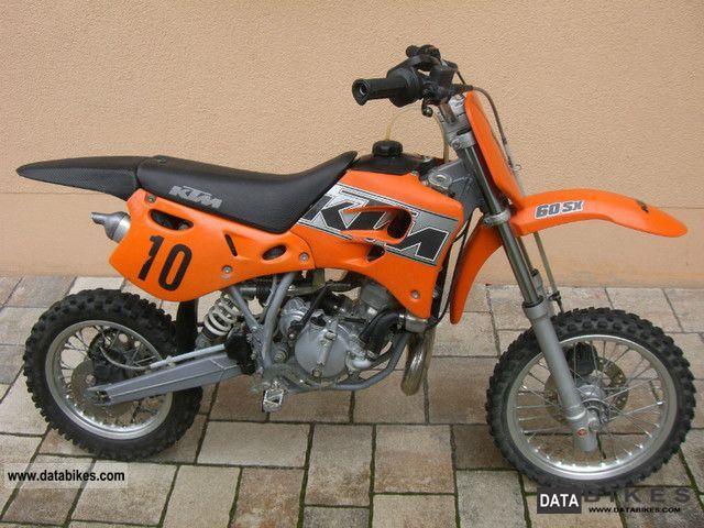 2003 Ktm Sx 65 60
